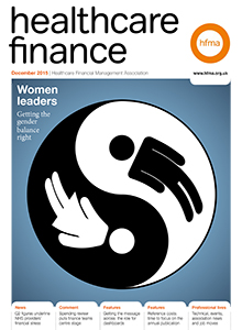Healthcare Finance magazine